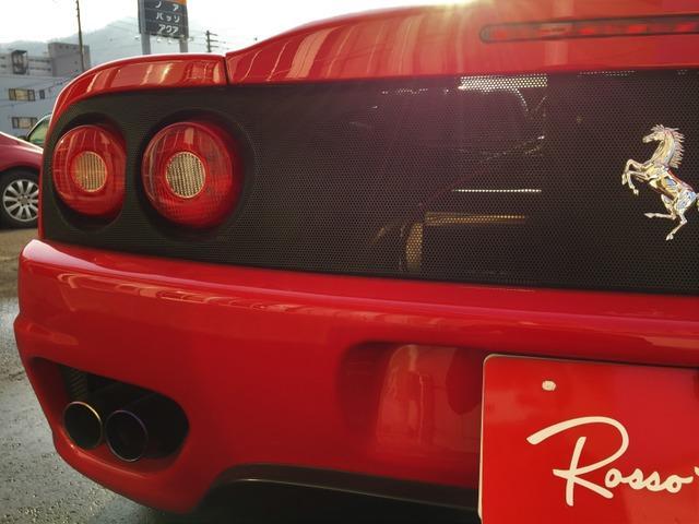 「フェラーリ」「360」「オープンカー」「北海道」の中古車16