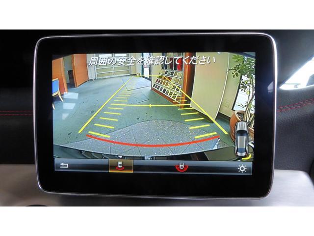 メルセデス・ベンツ M・ベンツ CLA180 AMGラインレザーエディション バックカメラ
