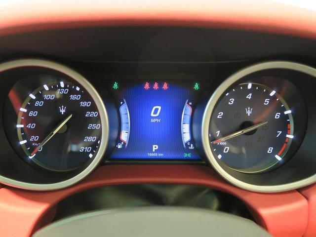 マセラティ マセラティ ギブリ S スポーツパフォーマンスPKG・H.Kサウンド・サンルーフ