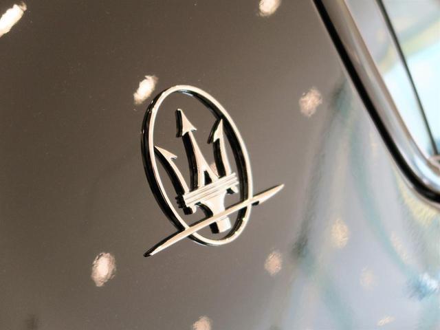 Cピラーは様々な角度から差し込んだ光を、きらびやかに反射するようにデザインされており、「輝き」や「雷」を意味する「サエッタ」ロゴが施されております