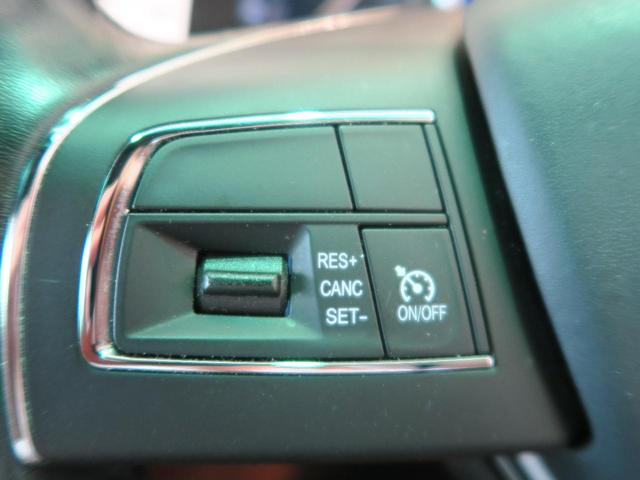 クルーズコントロール装備なので、長距離ドライブでも設定した速度で巡行し、ノーアクセルでドライブできます。