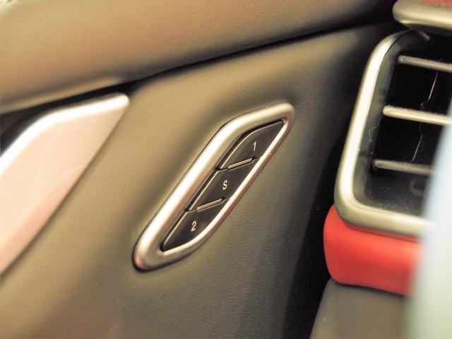 シートメモリー装備なので、お好みのシートポジションを瞬時に設定が出来ます。