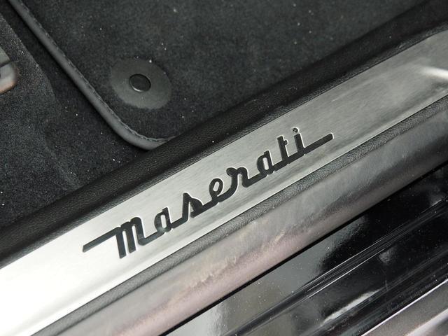 Sグランスポーツ 認定中古車 ドライバーズアシスタンスパッケージ ネリッシモパッケージ プレミアムサウンドシステム フルナチュラルレザー リアプライバシーガラス ヘッドレストトライデントステッチ(34枚目)