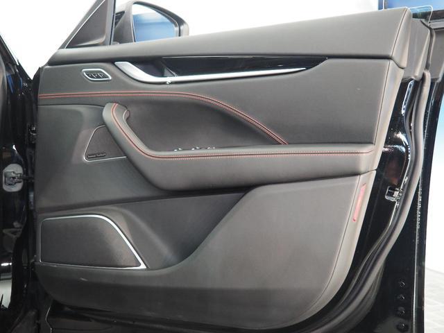 Sグランスポーツ 認定中古車 ドライバーズアシスタンスパッケージ ネリッシモパッケージ プレミアムサウンドシステム フルナチュラルレザー リアプライバシーガラス ヘッドレストトライデントステッチ(36枚目)