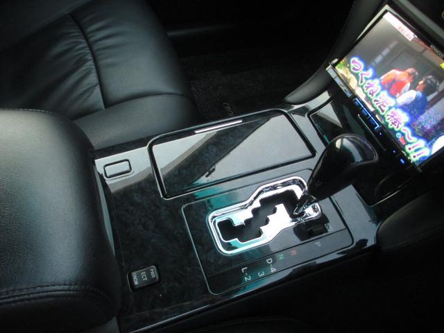 トヨタ クラウン アスリートi-Four 4WD HDDフルセグナビ 記録簿