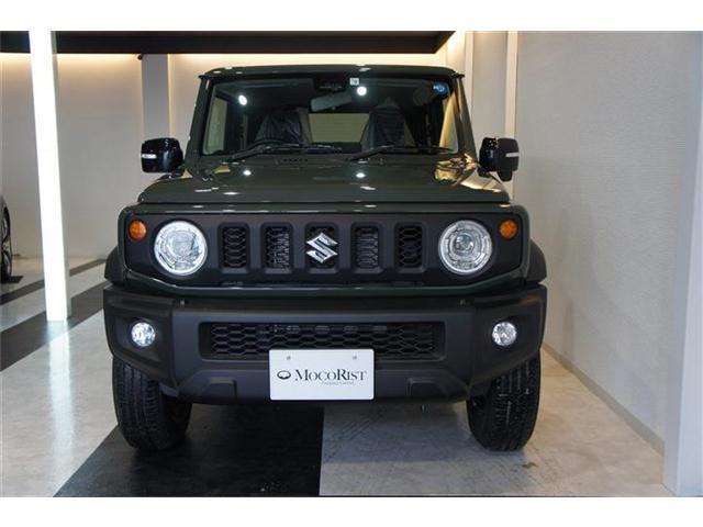 JC 4WD 登録済未使用車 シート&ミラーヒーター(2枚目)