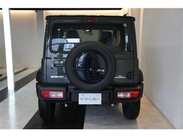 JC 4WD 登録済未使用車 シート&ミラーヒーター(4枚目)