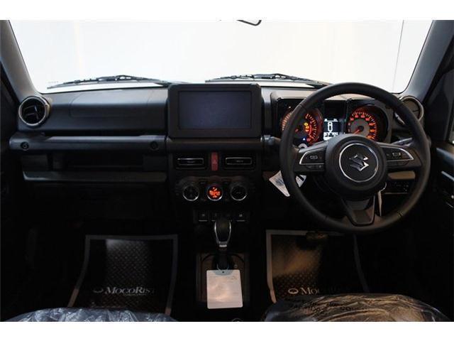 JC 4WD 登録済未使用車 シート&ミラーヒーター(8枚目)