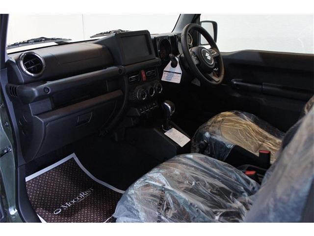 JC 4WD 登録済未使用車 シート&ミラーヒーター(11枚目)