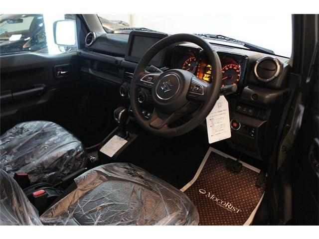 JC 4WD 登録済未使用車 シート&ミラーヒーター(16枚目)