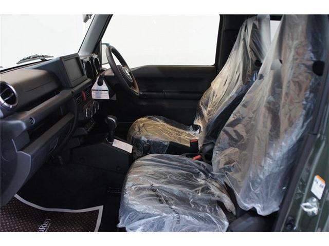 JC 4WD 登録済未使用車 シート&ミラーヒーター(17枚目)