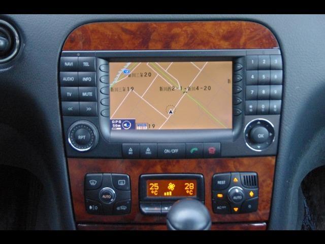 S430 4マチック パークトロニック 4WD HID CD(10枚目)