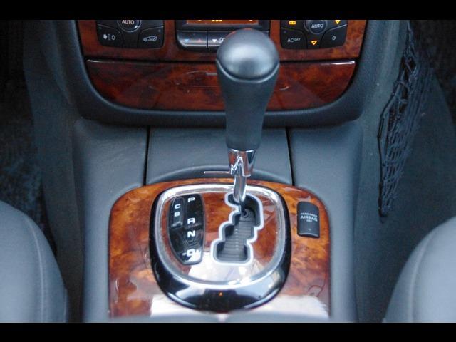 S430 4マチック パークトロニック 4WD HID CD(11枚目)