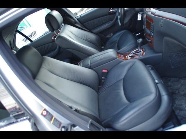 S430 4マチック パークトロニック 4WD HID CD(13枚目)