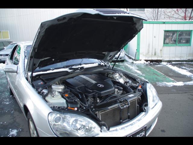 S430 4マチック パークトロニック 4WD HID CD(17枚目)