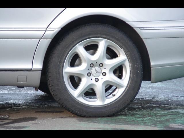 S430 4マチック パークトロニック 4WD HID CD(20枚目)
