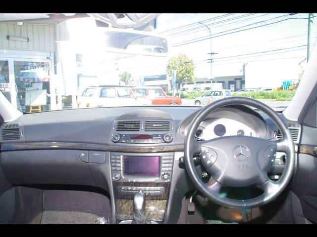 E320 アバンギャルド 純正ナビ HID CD 電動シート(15枚目)