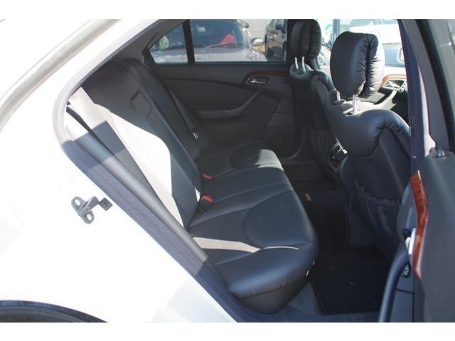 S320 ホワイト サンルーフ 革シート パワーシート(7枚目)