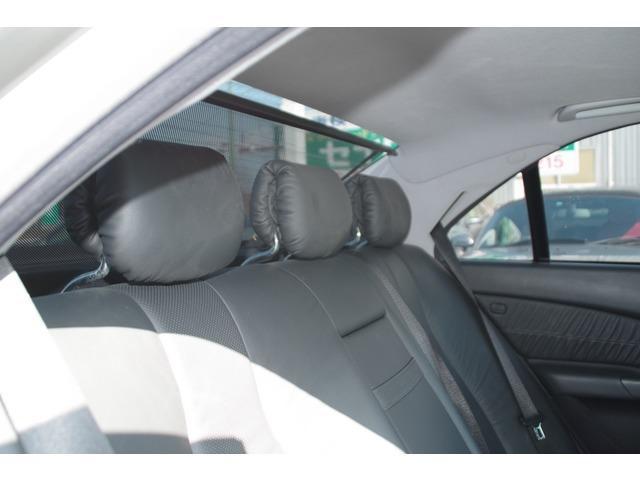 S320 ホワイト サンルーフ 革シート パワーシート(9枚目)