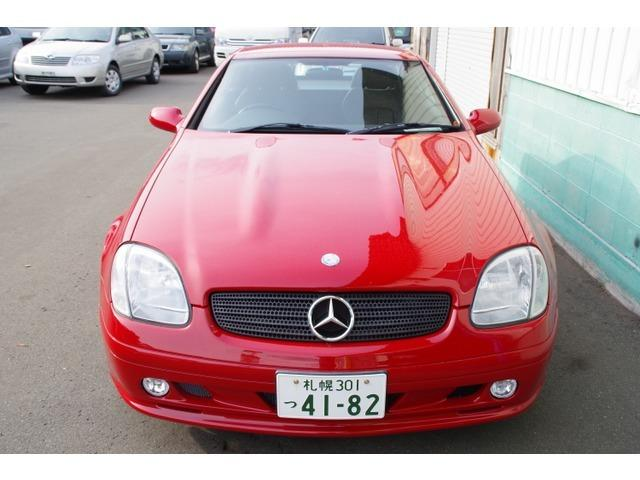 「メルセデスベンツ」「Mクラス」「オープンカー」「北海道」の中古車3