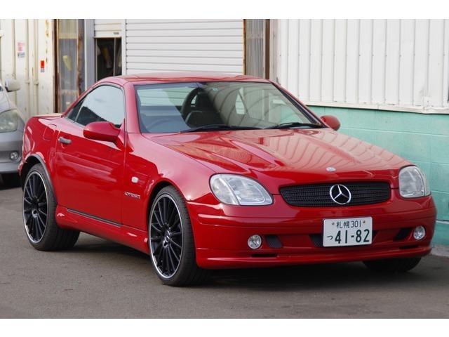 「メルセデスベンツ」「Mクラス」「オープンカー」「北海道」の中古車5