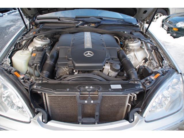 S430 4マチック 4WD エアサス V8 本革シート(12枚目)