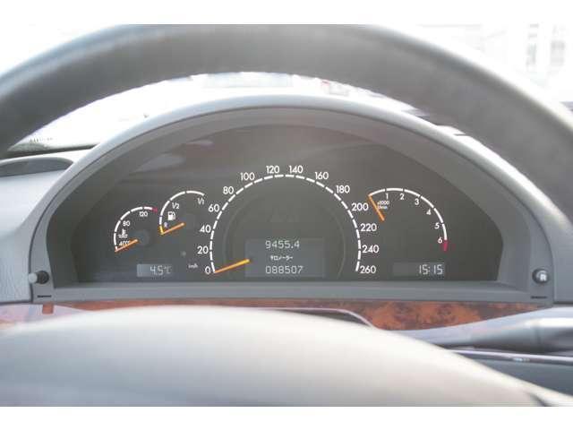 S430 4マチック 4WD エアサス V8 本革シート(13枚目)
