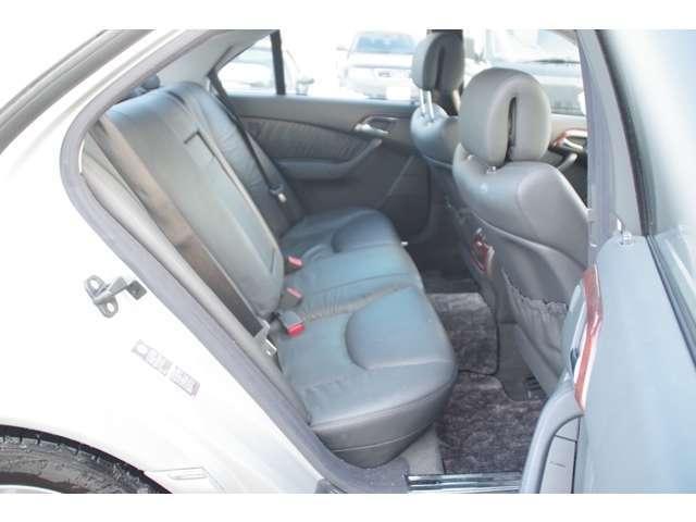 S430 4マチック 4WD エアサス V8 本革シート(15枚目)