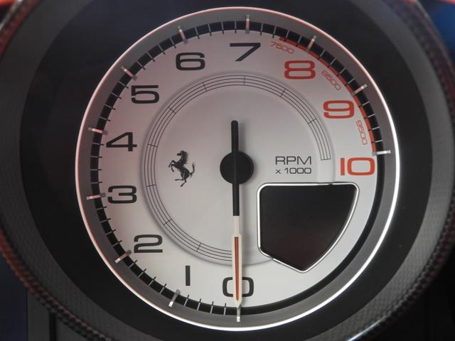 F1 DCT レッド内装 レッドレザー 純正20AW(11枚目)