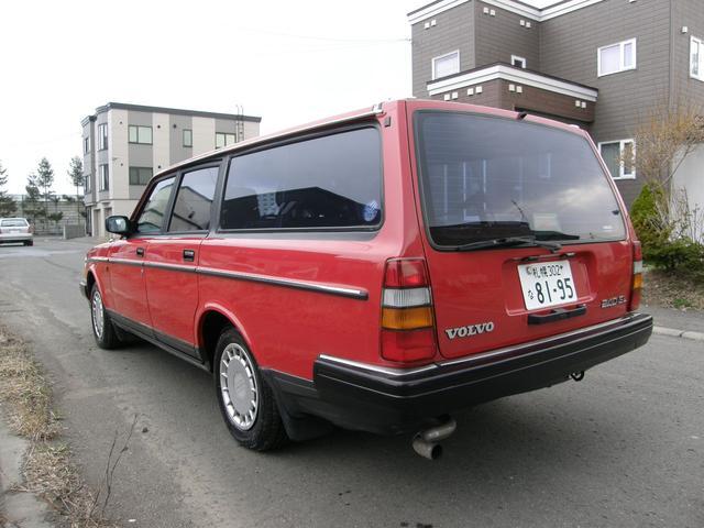 ボルボ ボルボ 240GLワゴン