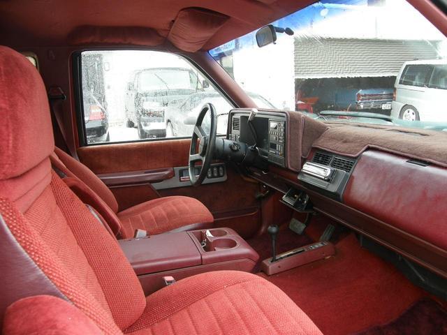 「シボレー」「シボレーK-1500」「SUV・クロカン」「北海道」の中古車10
