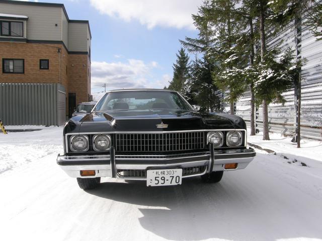 「シボレー」「シボレーカプリス」「セダン」「北海道」の中古車2