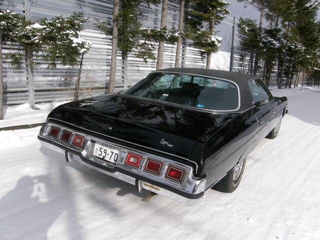 「シボレー」「シボレーカプリス」「セダン」「北海道」の中古車10