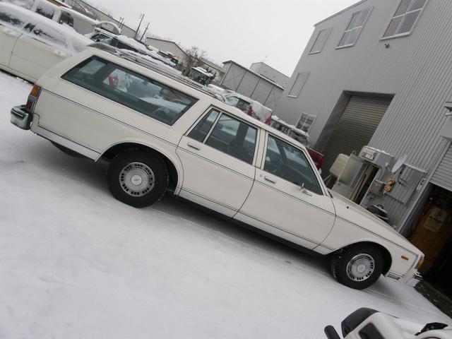 「シボレー」「シボレーカプリス」「ステーションワゴン」「北海道」の中古車4