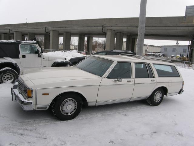 「シボレー」「シボレーカプリス」「ステーションワゴン」「北海道」の中古車5