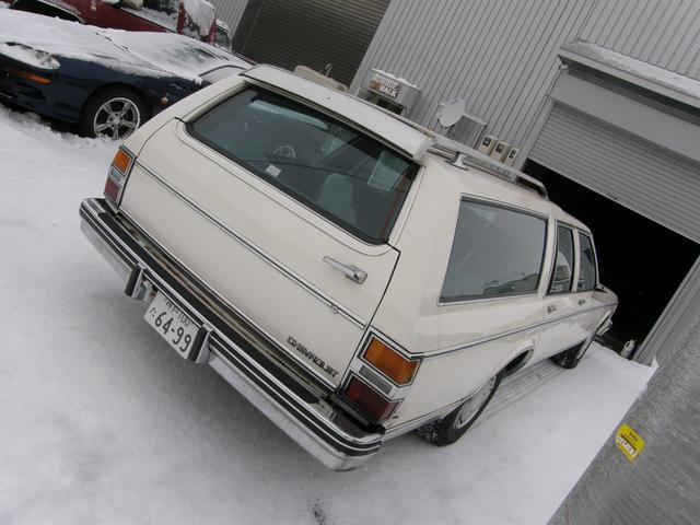 「シボレー」「シボレーカプリス」「ステーションワゴン」「北海道」の中古車8