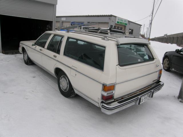 「シボレー」「シボレーカプリス」「ステーションワゴン」「北海道」の中古車9