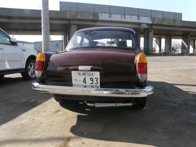 「フォルクスワーゲン」「タイプIII」「クーペ」「北海道」の中古車3