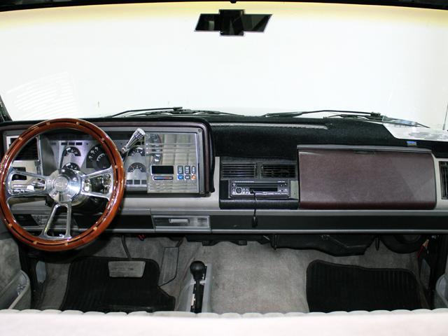 4WD 1500 ステップサイド 新車並行車 ステンマフラー(13枚目)