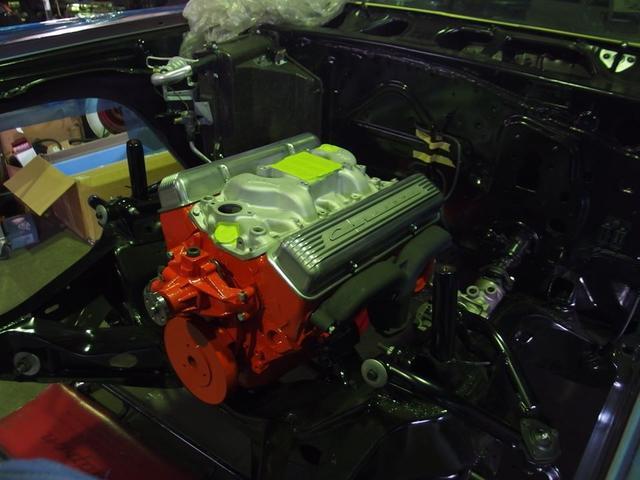 383ストローカー 4AT レストア車(66枚目)