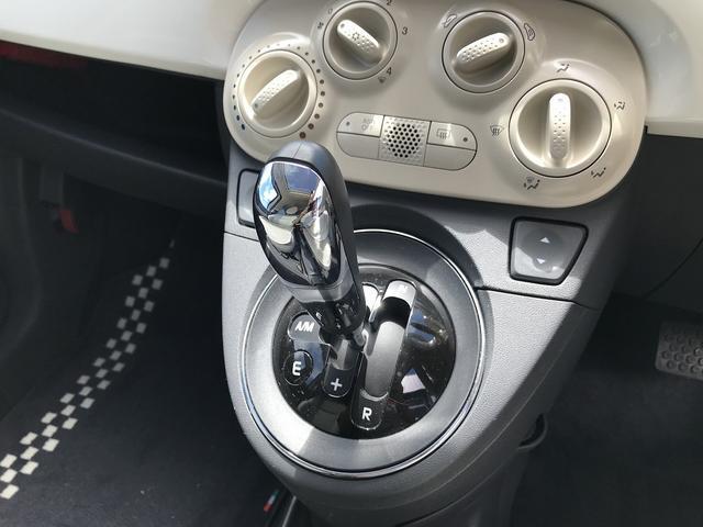 フィアット フィアット 500 1.2 8V ラウンジ サンルーフ キーレス アルミホイール