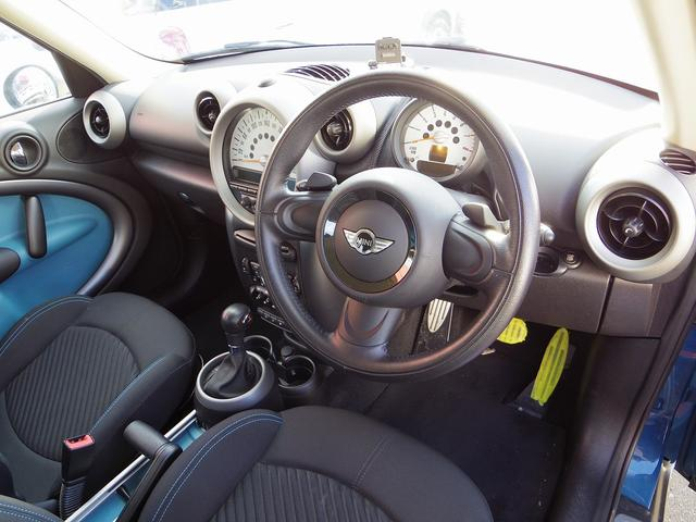 クーパーS クロスオーバー オール4 純CD ETC 4WD(9枚目)