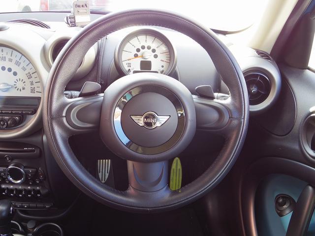 クーパーS クロスオーバー オール4 純CD ETC 4WD(17枚目)
