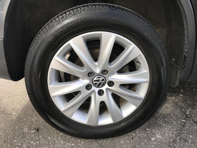 「フォルクスワーゲン」「VW ティグアン」「SUV・クロカン」「北海道」の中古車8
