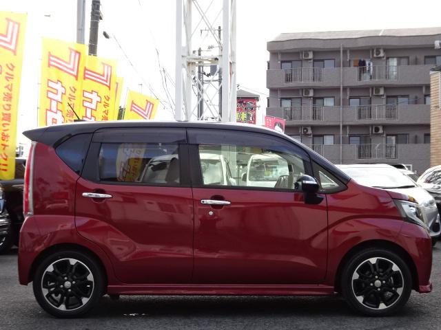 カスタム RS ハイパーSA 4WD 純正ナビ バックカメラ(3枚目)