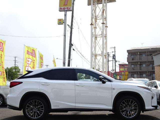 「レクサス」「RX」「SUV・クロカン」「宮城県」の中古車3