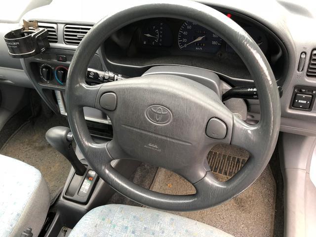 トヨタ スターレット ルフレf リミテッド 4WD フル装備 Wエアバック ABS