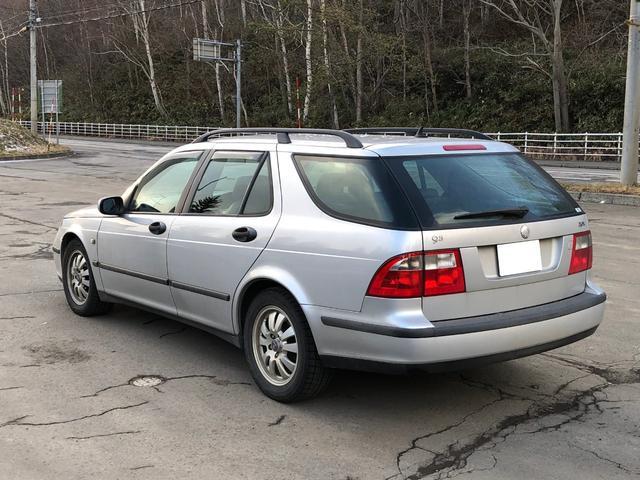 「サーブ」「9-5シリーズ」「ステーションワゴン」「北海道」の中古車5