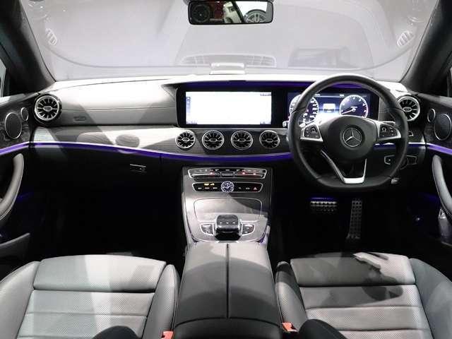 E400 4マチック クーペ スポーツ AMGスタイリング(9枚目)