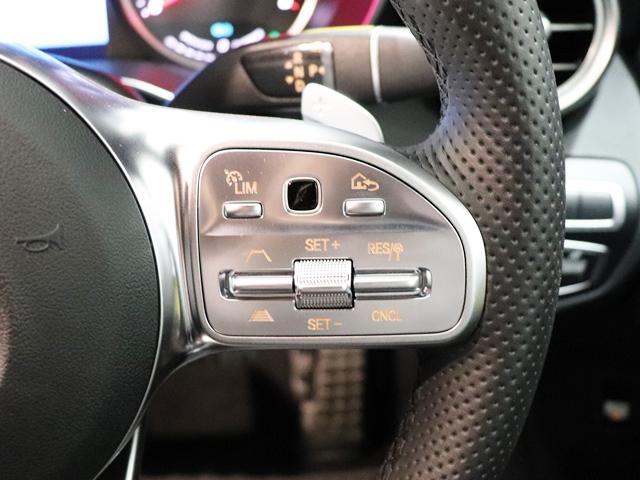 C200 4マチックアバンギャルド AMGライン AMGスタイリング マルチビームLED アンビエントライト エアサス レーダーセーフティ 純正ナビ Rカメラ(19枚目)